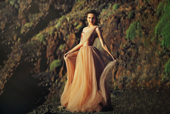 Платье Dress 035 для фотосессии Focusline.ru