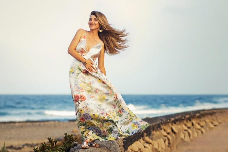 Платье Dress 033 для фотосессии Focusline.ru